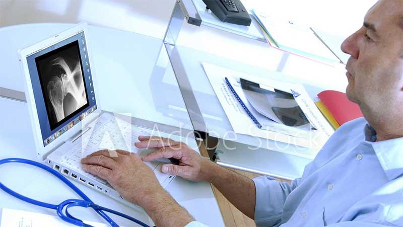 radiographie-stéréotaxique